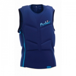 PROLIMIT KITE VEST HALF PADDED SIDE ZIP