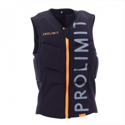 PROLIMIT STRETCH VEST HALF PADDED FRONT ZIP
