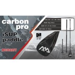 CARBON PRO iSUP Paddle
