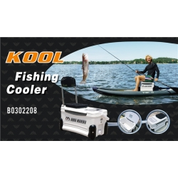 Kool Fishing Cooler