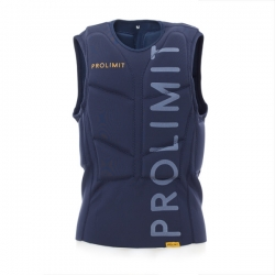 Vest Stretch Padded Blue