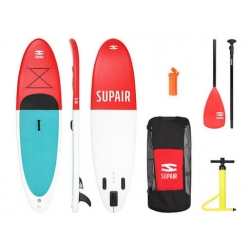 SUPAIR CRUISER 10'6 - 320 LITERS - COMPLETE SET