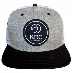KDC SAPCA snapback Grey